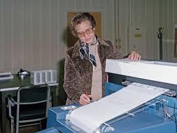 Katherine Johnson, the Hidden Figures Mathematician Who Got Astronaut John  Glenn Into Space - IEEE Spectrum