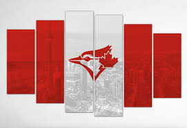 on wall art canvas prints canada with toronto blue jays canada flag wall art canvas prints geek paintings