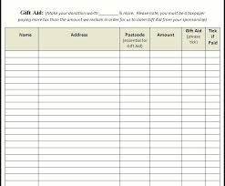 fundraising forms fundraising form template sponsorship forms for fundraising template