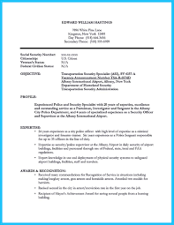 Resume For Correctional Officer Corrections Resumes Incepimagine