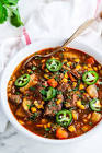 beef casserole with spice