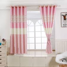 Striped Kitchen Curtains