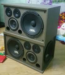 Bán loa JBL bãi Đan Mạch 2 bass 25 karaoke - chodocu.com