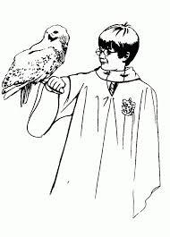 Kleurplaat Harry Potter En De Steen Der Wijzen Kids N Fun Harry