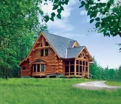 Small Log Homes U0026 Kits  Southland Log HomesSmall Log Home Designs
