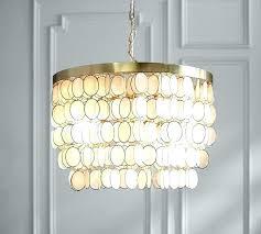 west elm capiz chandelier gray shell pendant lights and chandeliers