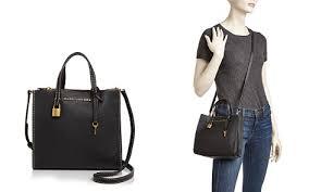 MARC JACOBS Handbags, Backpacks & More - Bloomingdale's & MARC JACOBS The Mini Grind Leather Crossbody - Bloomingdale's_2 Adamdwight.com