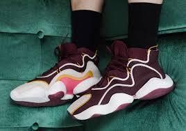 Eric Emanuel Designer Eric Emanuel X Adidas Crazy Byw Lvl 1 First Look
