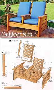 Outdoor Chair Plans 10 Best Ideas About Outdoor Furniture Plans On Patio Chair Plans