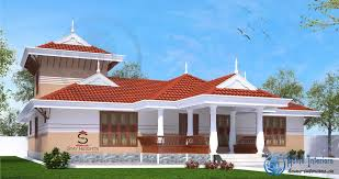 Small Picture Single Floor Kerala Traditional Home Design