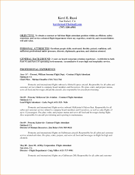 Resume For Airline Jobs Best Of Resume Format For Cabin Crew