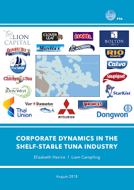pdf corporate dynamics in the shelf le tuna industry