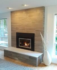 porcelain fireplace tile