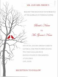 wedding invitation templates for microsoft word  printable wedding invitation templates word