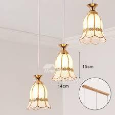 3 light pendant creative fish line