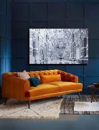 large wall art glass print canvas dwell
