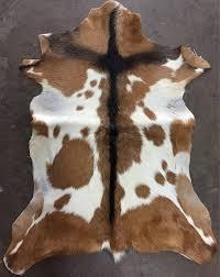 goatskin rug