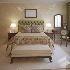 Master Bedroom English Style