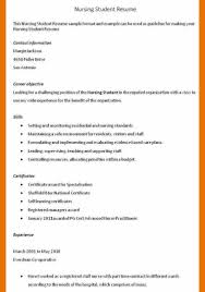 Nursing Career Objectives For Resumes Sensational Objective For Resumeursing Student Rn Career Change 11