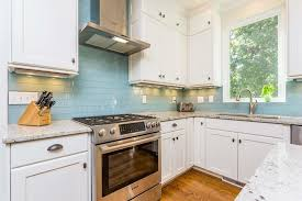 kitchen tile with white cabinets. Fine Kitchen Interior Backsplash With White Cabinets Vapor Glass Subway Tile In Kitchen Cabinets K