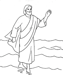 Coloring Pages Jesus Walks On Water Coloring Best Of Page Lovely