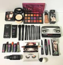 huda beauty plete makeup set