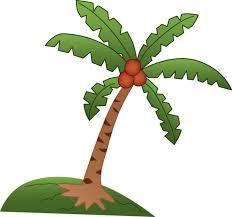garden rant coconut tree design cc sweetclipart com