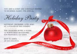 Company Christmas Party Invite Template 29 Business Invitation Templates Psd Vector Eps Ai Free
