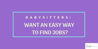 Baby Siter Job Babysitter Jobs Babysitting Job Sapphire Nyc Indeed Part Time