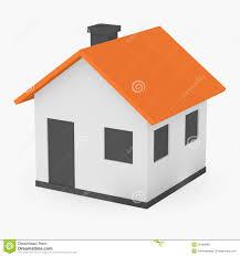 Dessin D Une Maison En 3d Moderne De 3d Newsindo Co