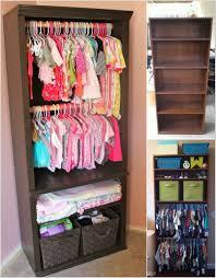 5 Cute and Clever DIY Kids Closet Ideas
