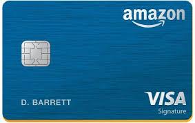 Credit Card Templates For Sale Amazon Com Amazon Rewards Visa Signature Card Credit Card Offers