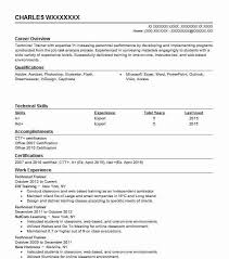Performance Profile Resumes Technical Trainer Resume Sample Technical Resumes Livecareer