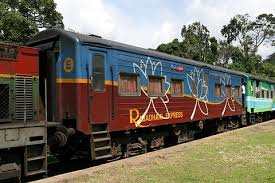 expo rail and rajadhani express are of the high end variety and offer daily services from colombo to kandy badulla as well colombo to galle matara