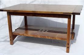 Style Coffee Table Handmade Greene Greene Style Coffee Table By Inside The Box