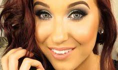 silver smokey eye new years eve makeup tutorial jaclyn hill
