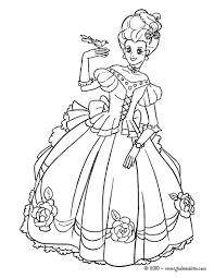 Coloriage Princesse Bellellllllll