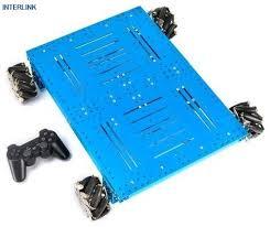 Купить робота Makeblock Mecanum Wheel Robot Kit (P1010046 ...