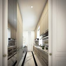 For Narrow Kitchens Gorgeous Narrow Kitchen Ideas Galley Kitchen Design Ideas For