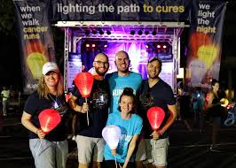 Light The Night Kansas City Welcome To Team Wissing You Wells Fundraising Page