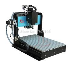 free ship from uk free tax 4 axis desktop cnc router 3040z d