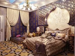 interior design ideas bedroom Arabic style