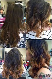 Again Loving The Ombré And The