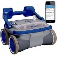 R7 Automatic cleaning robot - <b>Four wheel drive</b> - <b>Remote</b> controlled ...