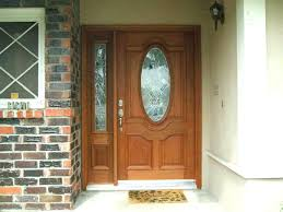 awesome entry door with single sidelight entry door with sidelights one sidelight steel exterior medium size