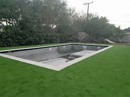 airdrain artificial grass drainage pool