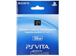 Thẻ nhớ PS Vita 32GB – xGAMESHOP-Retail Store Games