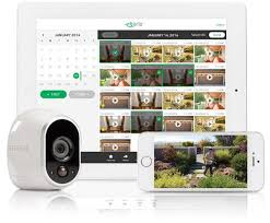 This is an indoor/outdoor wireless camera system designed to seamlessly integrate a security 25 Top Smart Home Cameras