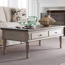 southbury rectangular coffee table la