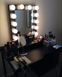 Dressing table lighting ideas Dining Room Vanity Mirror With Lights For Bathroom And Makeup Station Inside Vanity Table Lights Ideas Dressing Table Lights Around Mirror Fbchebercom Vanity Mirror With Lights For Bathroom And Makeup Station Inside